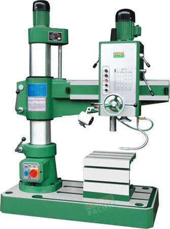 Rd32x8 rd40x8 rd40x10q mechanical lock radial drilling machine