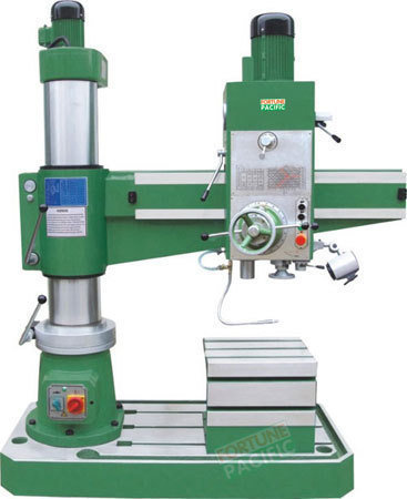 Rd32x10 rd40x10 mechanical lock radial drilling machine