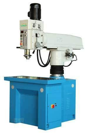 Frd40x7a fast radial arm drilling machine