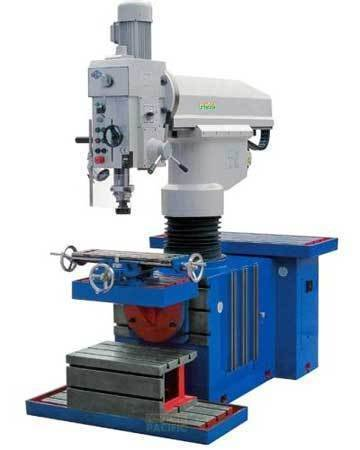 Frd40x7b fast radial arm drilling machine