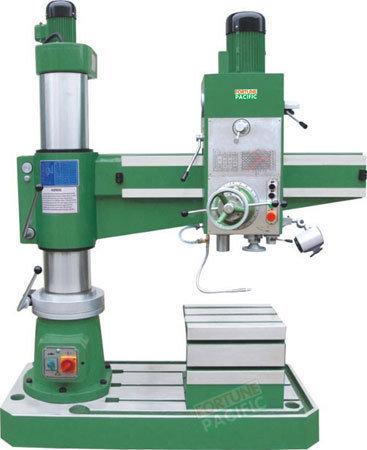 Rd32x10 rd40x10 mechanical lock radial drilling machine