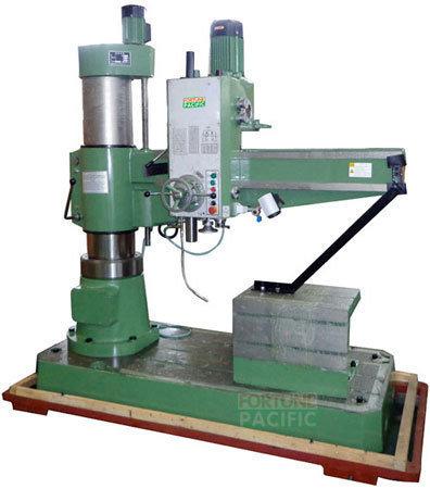 Rd40x13h hydraulic lock radial drilling machine