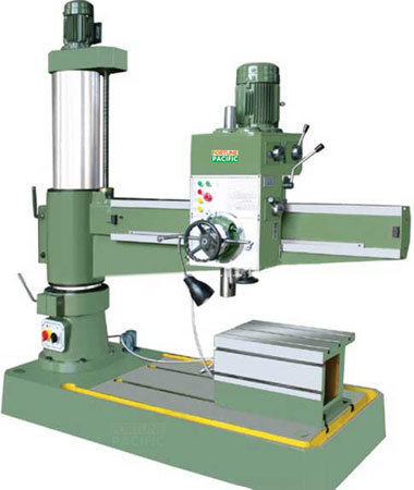 Rd50x16e mechanical lock radial drilling machine