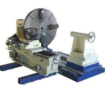 Fl2400 heavy duty split facing lathe