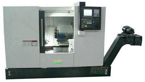 Cnc330 slant bed precision turning cnc lathe