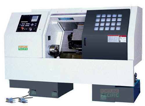 Cnc410 inclined bed turning cnc lathe