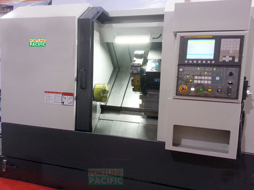 Cnc520 slant bed precision turning cnc lathe