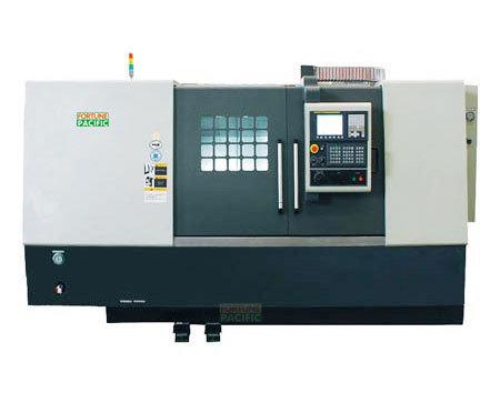 Cnc550 slant bed cnc lathe