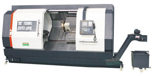 Cnc650 slant bed precision turning cnc lathe