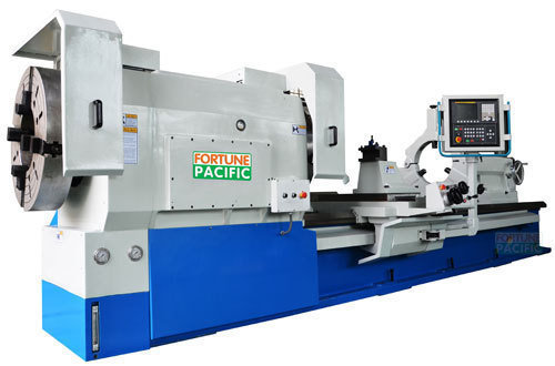 Pt450 oil country pipe threading cnc turning lathe