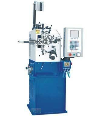 Scm8 c2 spring coiling machine