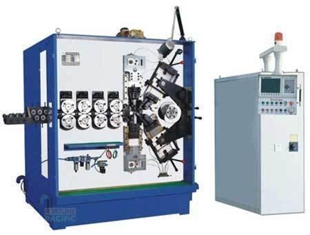 Scm80 scm90 c5 spring coiling machine