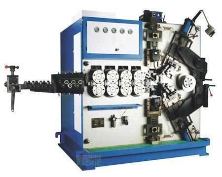 Scm160 c5 spring coiling machine