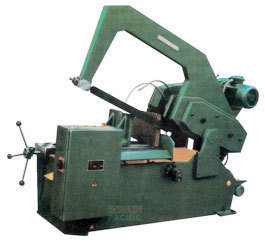 Hs320a hydraulic hack sawing machine