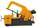 Big thumb hs400a hydraulic hack sawing machine