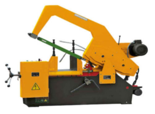 Hs500a hydraulic hack sawing machine