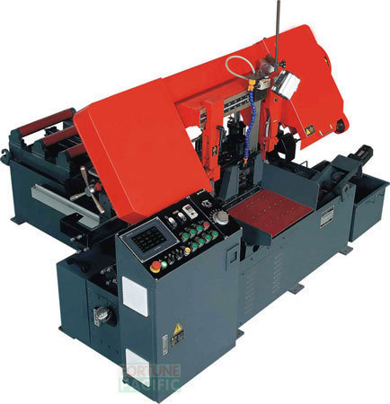 H300ha h400ha h500ha dual column band sawing machine