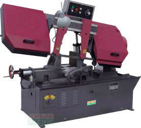 S350 s380 pivot semi automatic band saw