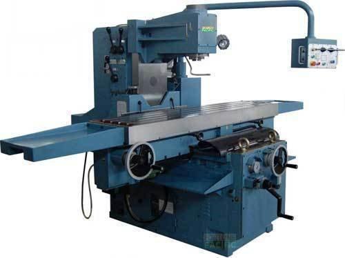 Ubm40 universal bed type milling machine