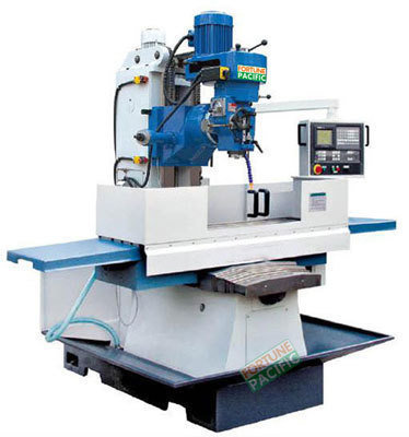 Vbm30 nc bed type milling machine