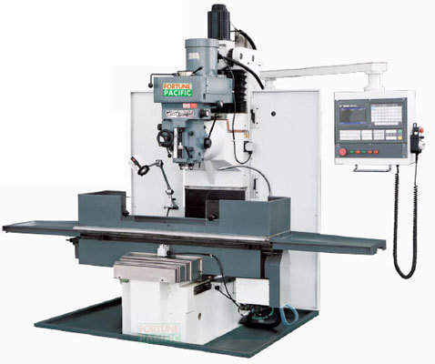 Vbm32 nc bed type milling machine