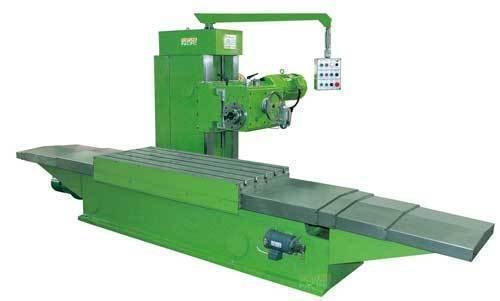 Hcm800 horizontal single column milling machine