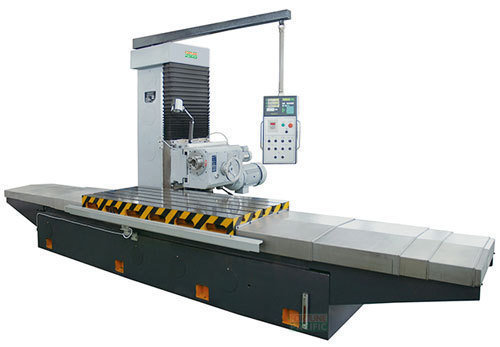 Hcm1250 horizontal single column milling machine