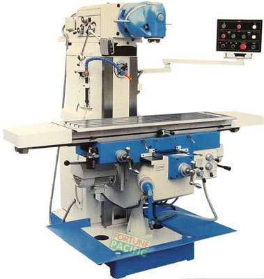 Uvhm32 wa universal swivel head milling machine