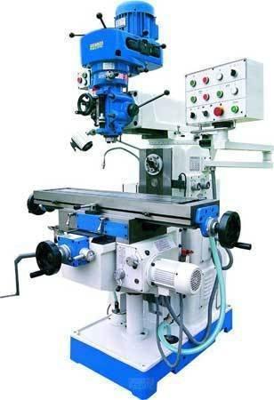 Vhm26 wa universal radial milling machine