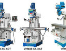 Big thumb vhm28 horizontal and vertical knee type milling machine