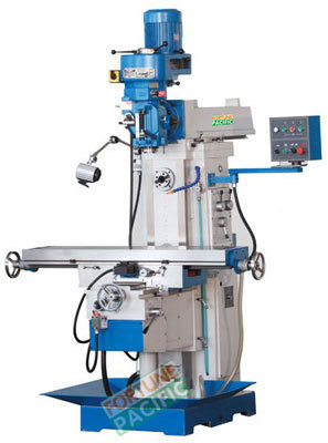 Vhm30 horizontal and vertical knee type milling machine