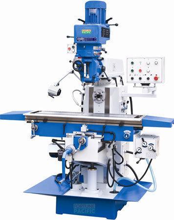 Vhm32 wa universal radial milling machine