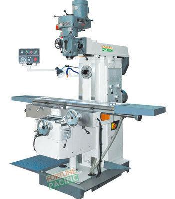 Vhm36 horizontal and vertical knee type milling machine