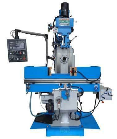 Vhm36 wa universal radial milling machine
