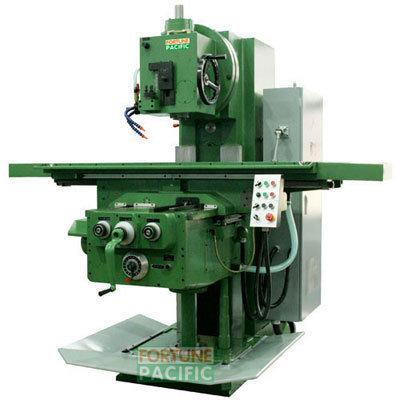Vkm45 heavy duty vertical knee type milling machine