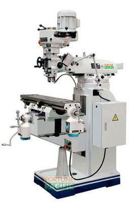 Mf23 universal turret milling machine