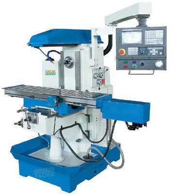 Uhm30 nc horizontal knee type milling machine