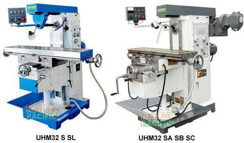 Uhm32 s sl sa sb sc horizontal knee type milling machine