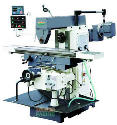 Uhm36 wa wb universal knee type milling machine