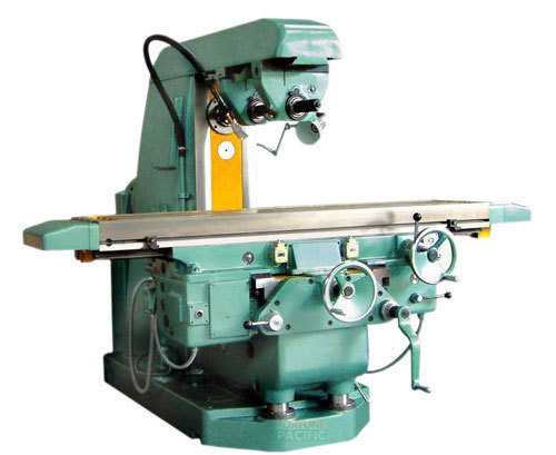 Uhm42 heavy duty horizontal knee type milling machine
