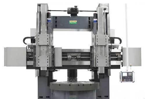 Vtl2500 cnc vertical lathe