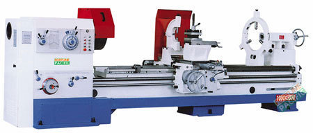 T1000 b550 3tons horizontal metal turning lathe