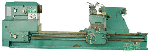 D2000 b1100 10tons 18tons large size horizontal turning lathe