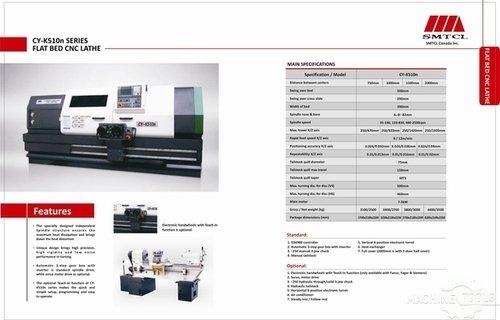 Cy k510 brochure