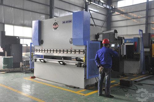 Hoston hpb 160t press brake 2