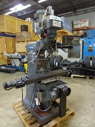 Acramill southwestern industries am2v proto trak cnc vertical mill  1994