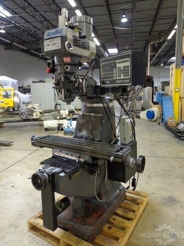 Acramill southwestern industries am2v proto trak cnc vertical mill  1994 3