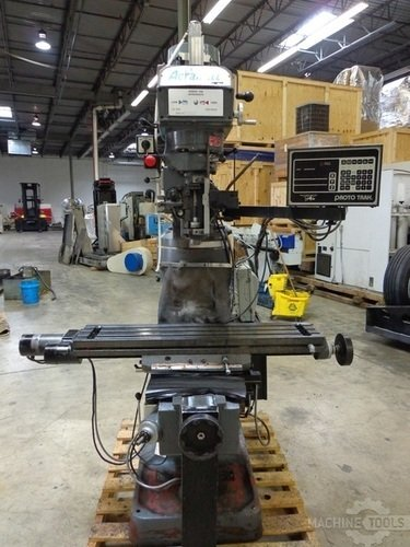 Acramill southwestern industries am2v proto trak cnc vertical mill  1994 4