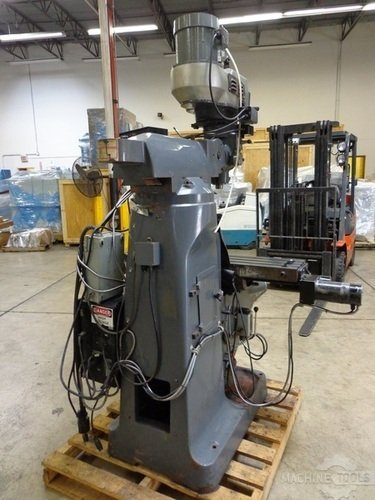 Acramill southwestern industries am2v proto trak cnc vertical mill  1994 7