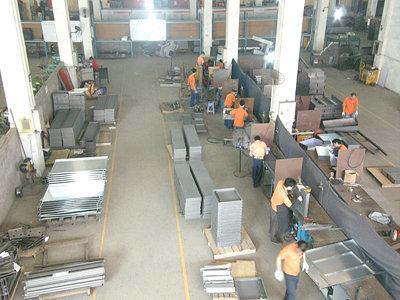 Bailira sheet metal fabrication workshop